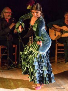 Marina Pomares Bailaora