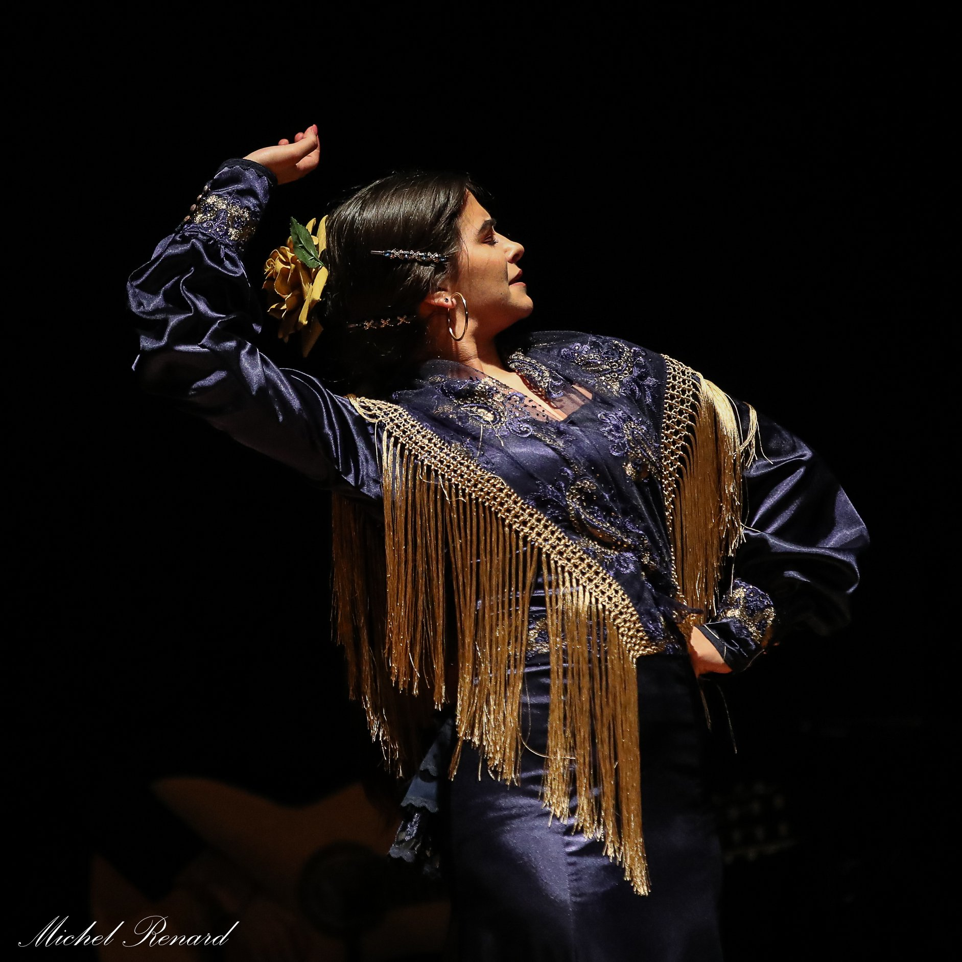 Spectacle flamenco Auch 32