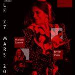 Marina Pomares le 27 Mars
